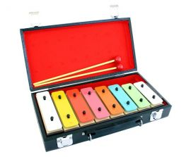 Chime Bars 8 Note Set in Case