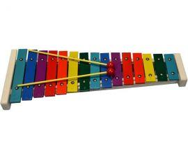 15 bar Coloured Glockenspiel
