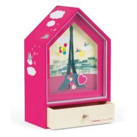 Janod Paris Music Box
