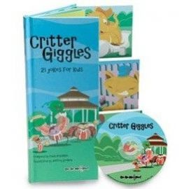 Critter Giggles Book and CD