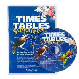 Singalong CD Times Table