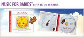 Cheerful Baby CD