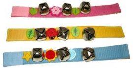Jingle Bell Wristband