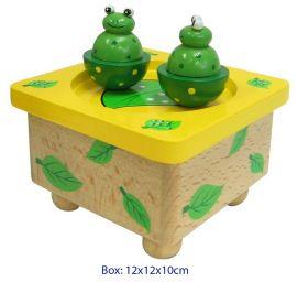 Music Box Dancing Frogs