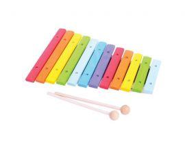 Big Jigs Coloured Xylophone