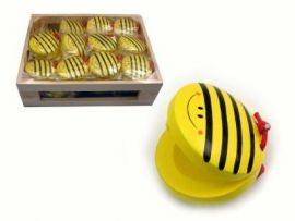Bee Wooden Castanet