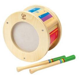 Hape Early Melodies Wooden Drum