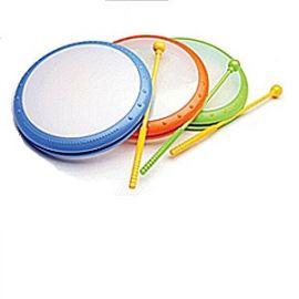 Halilit Hand Drum & Mallet