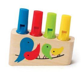 Hape Rainbow Pan Flute