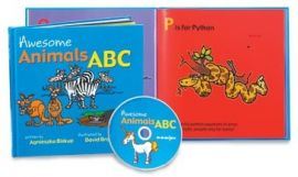 Awesome Animals Book and CD Set
