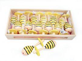 Bee Mini Maraca
