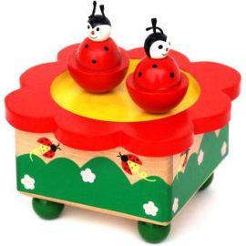 music box ladybird