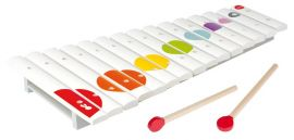 Janod Confetti Large Wooden Xylophone