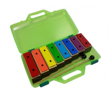 Chime Bars in Carry Case
